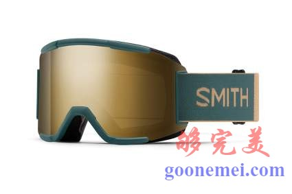Smith Squad Asian Fit护目镜